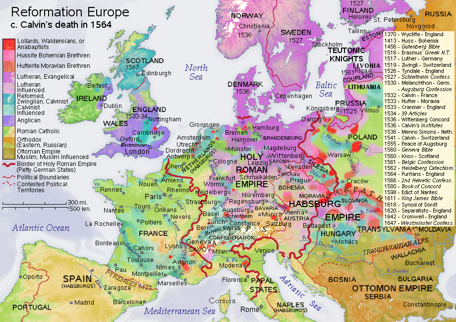 Europe - Mr. Crossen's History Site